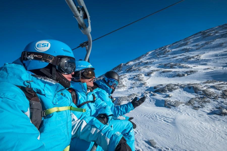 Étudiant et stagiaire en ESI Être soutenu dans l'organisation ski / études